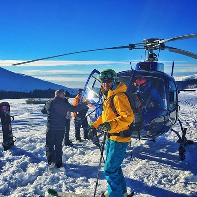 before we go... #romania #magic #landscape #mountains #helicopter #snowboarding #winter #sky #snow #morning #fun #time