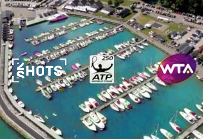 Tretorn at WTA and ATP World Tour 250 in Bastad - 2015